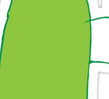 tee rex 2.0 Sticker