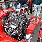 1928 Chev Blown Motor by odarkeone