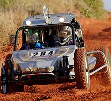 Car 284 - Finke 2011 Day 1 by Centralian Images