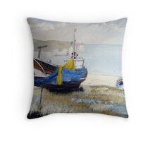 Our Georgina, North Landing, Flamborough 2 Throw Pillow