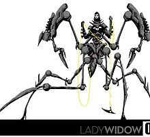 Killborg03: The Lady Widow by Simon Sherry