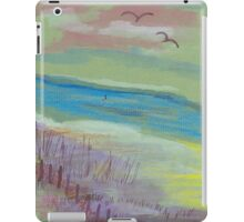 Ocean's View #2 iPad Case/Skin