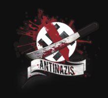 AntiNazi by lughdailh
