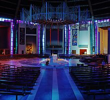 Metropolitan Cathedral of Christ the King by AndrewBerry