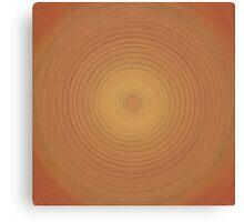 Desert Sun by Riptider Red Canvas Print