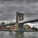 Brooklyn Bridge by andytechie