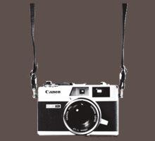 Vintage 35mm Rangefinder Camera Canon Canonet QL17 GIII Kids Clothes