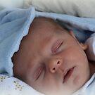 Sleep Tight Little Boy by karina5