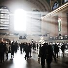 Grand Central Station, NYC by rhysharper
