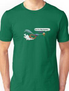 super fast mode aaahhhhh!!! Unisex T-Shirt