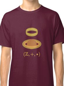 Know Your Rings Classic T-Shirt