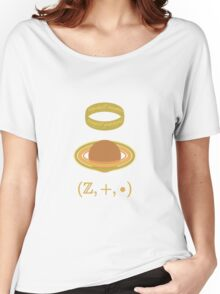 Know Your Rings Women's Relaxed Fit T-Shirt