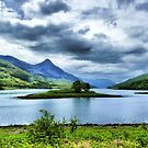 Loch Leven, Scotland by Spiritmaiden
