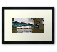 LONDON_View 004 Framed Print