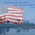 Liberty, Daniel Webster by Linda Jackson