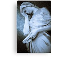 Weeping Canvas Print
