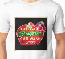 Neon Elephant Unisex T-Shirt