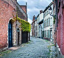 Bruges Street by BarenPoets
