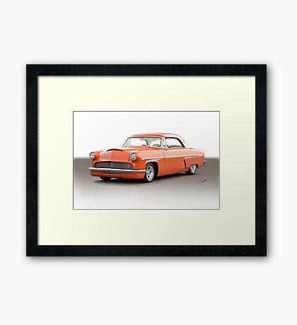1954 Mercury Custom Hardtop II Framed Print