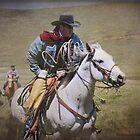 Working Riders by Kay Kempton Raade