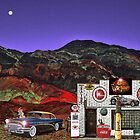 Desert Texaco by Mike Pesseackey (crimsontideguy)