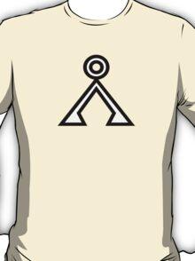 Stargate Earth Symbol T-Shirt