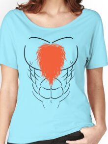 BLANKA MUSCLE TEE Women's Relaxed Fit T-Shirt