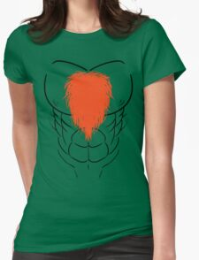 BLANKA MUSCLE TEE Womens Fitted T-Shirt
