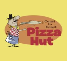 Pizza Pete Vintage by vintagesports
