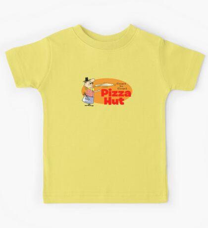 Pizza Pete Vintage Kids Tee