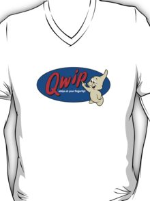 Qwip Cool Whip Vintage T-Shirt