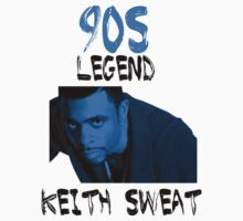 Keith Sweat by Soul-Tshirts