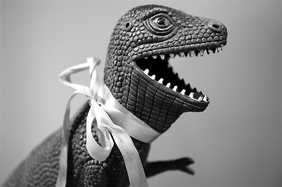 Official Publicity Photo For Lady T-Rex by Ainsley Kellar Creations