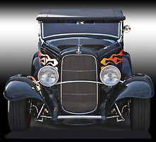 1932 Ford 'Traditional' Hot Rod by DaveKoontz