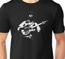 Dark Guitarist Unisex T-Shirt