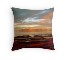 At its best of Autumn Throw Pillow