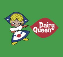 Little Miss DQ Baby Tee