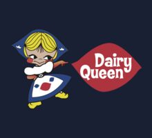 Little Miss DQ One Piece - Short Sleeve