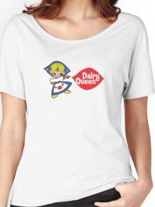 Little Miss DQ Women's Relaxed Fit T-Shirt