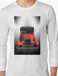 1929 Ford Model A Sedan Long Sleeve T-Shirt