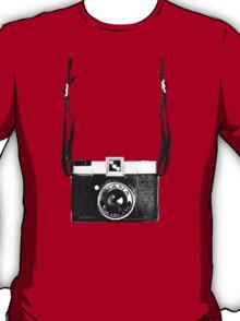 Vintage Camera Diana Plastic Toy Lomo 120 Film T-Shirt