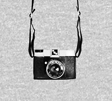 Vintage Camera Diana Plastic Toy Lomo 120 Film T-Shirt