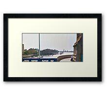LONDON_View 006 Framed Print