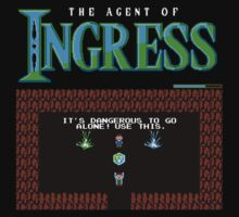 The agent of Ingress by Jherico96