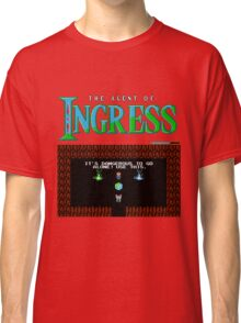 The agent of Ingress Classic T-Shirt