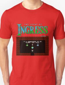 The agent of Ingress Unisex T-Shirt