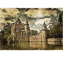 Burg Satzvey Photographic Print