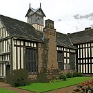 Rufford Old Hall by RedHillDigital