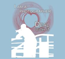 I am Photographer One Piece - Short Sleeve
