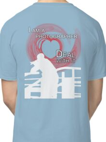 I am Photographer Classic T-Shirt